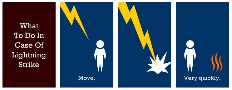 when lightning strikes georgia canoeing association