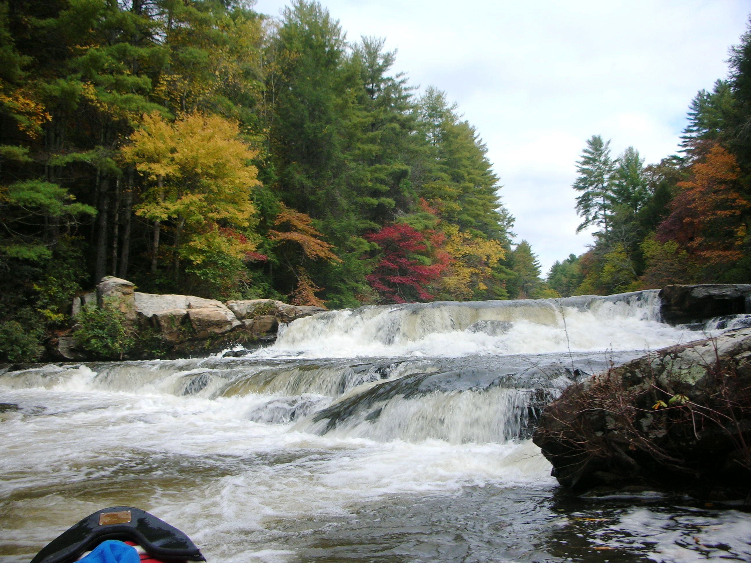 Etowah (E-F) Falls Section