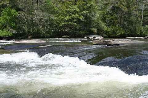 Toccoa (I-J) – Sandy Bottom to Persimmon Creek