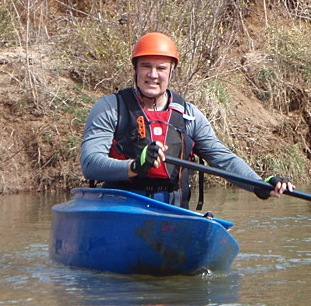 Trained Beginner Whitewater Canoe Class – $100