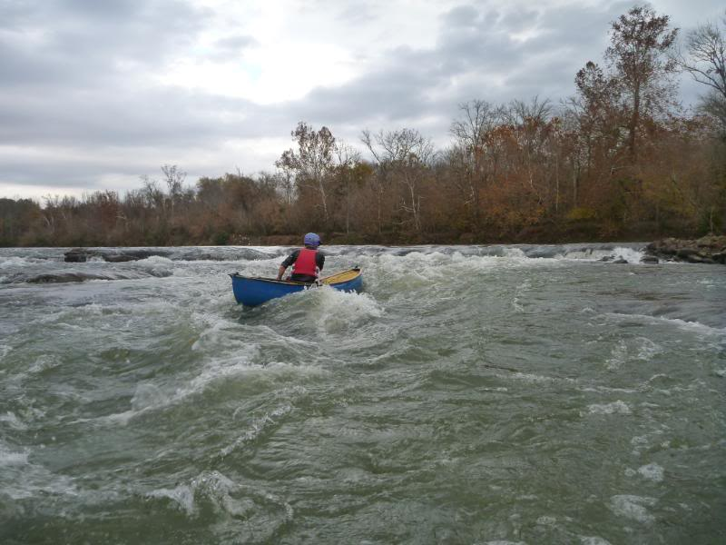Intermediate Whitewater Canoe – $100