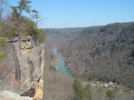 Big South Fork & Obed River Trip Description