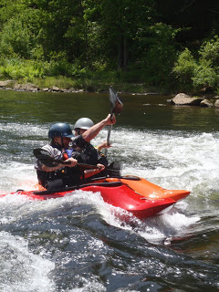 Intermediate Whitewater Kayak Class – $100