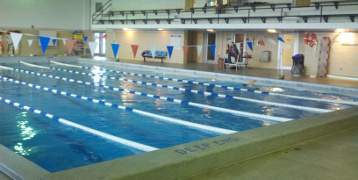 North Georgia College pool