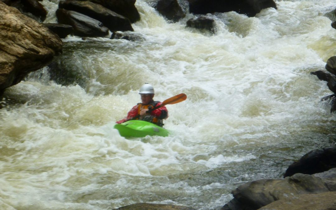 Chattooga Section IV Trip