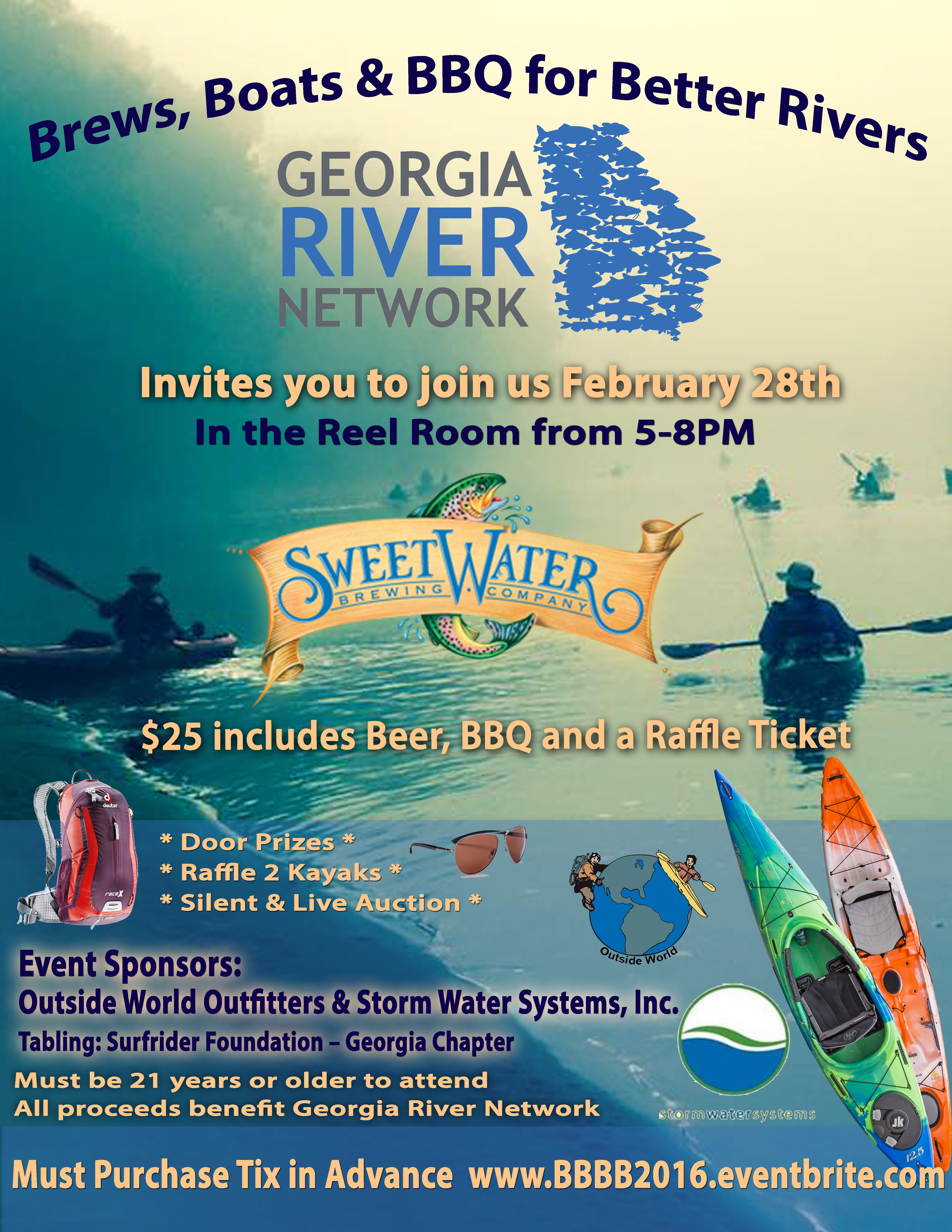SweetWater 2016 Flyer