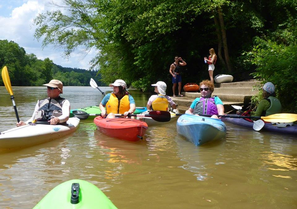 Recreational Kayak Class