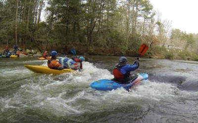 Whitewater Kayaking (How Do I Get Started?)