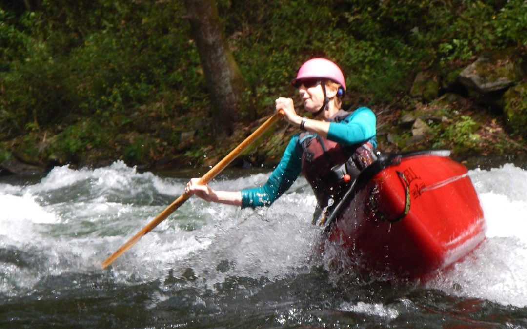 Whitewater Canoe Clinic
