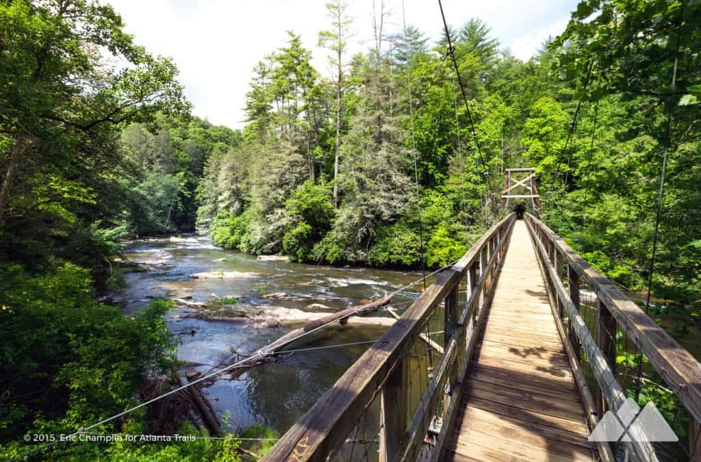 Toccoa Overnighter – Riverside Camping / May 22nd and 23rd (Class I-II+)