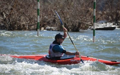 Slalom for Skill Building with Endless River Adventures – April 25, 2021