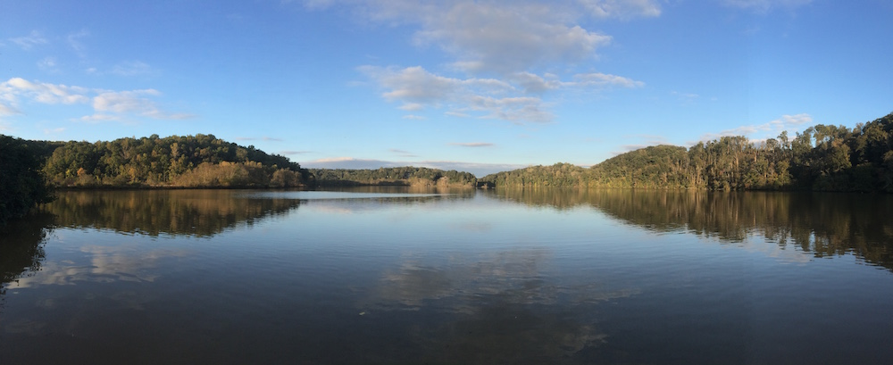 Flatwater paddle: Bull Sluice (Morgan Falls) Lake / Saturday, July 31st