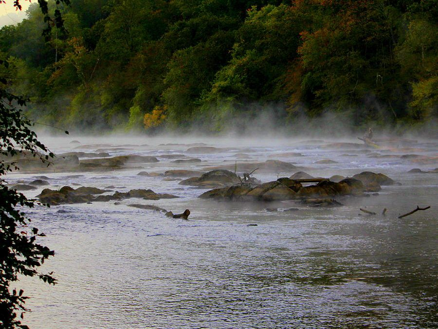 Powerhouse to Reliance, Hiwassee River Class II – Saturday, August 7th